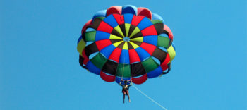 Parachute ascensionnel Marbella
