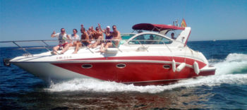 Charter Boot Marbella